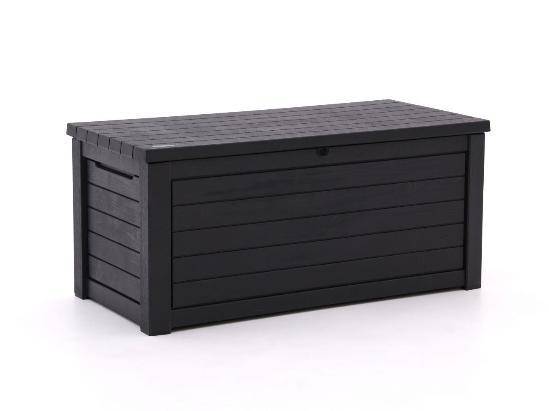 Keter Northwood brushed Aufbewahrungsbox 155  cm