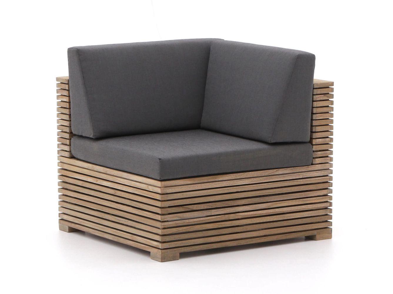 ROUGH-C Lounge Eckelement 80 cm