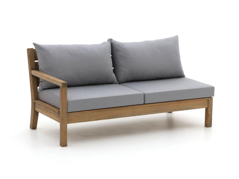 ROUGH Batang Lounge Element rechter Arm 155 cm