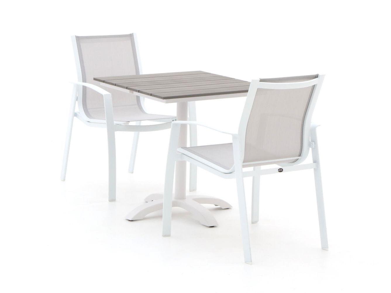 R&S Design Altea/Lisio 70 cm Esstischgruppe 3-teilig