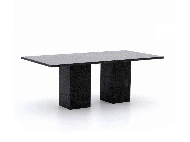 Granit Esstisch 180x100 cm