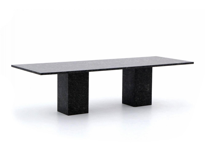 Granit Esstisch 300x100 cm