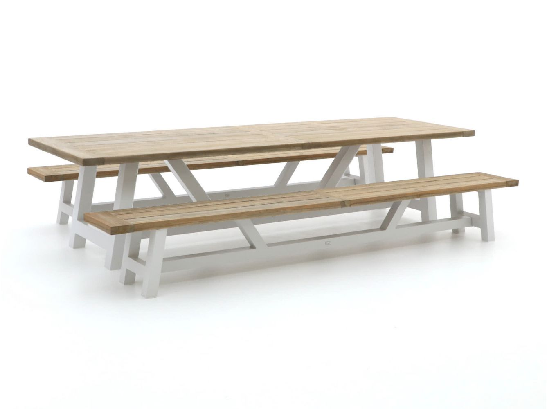 Bellagio Bresimo 330 cm Picknick-Set 3-teilig