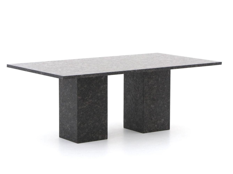Bernstein Granit Esstisch 200x100 cm
