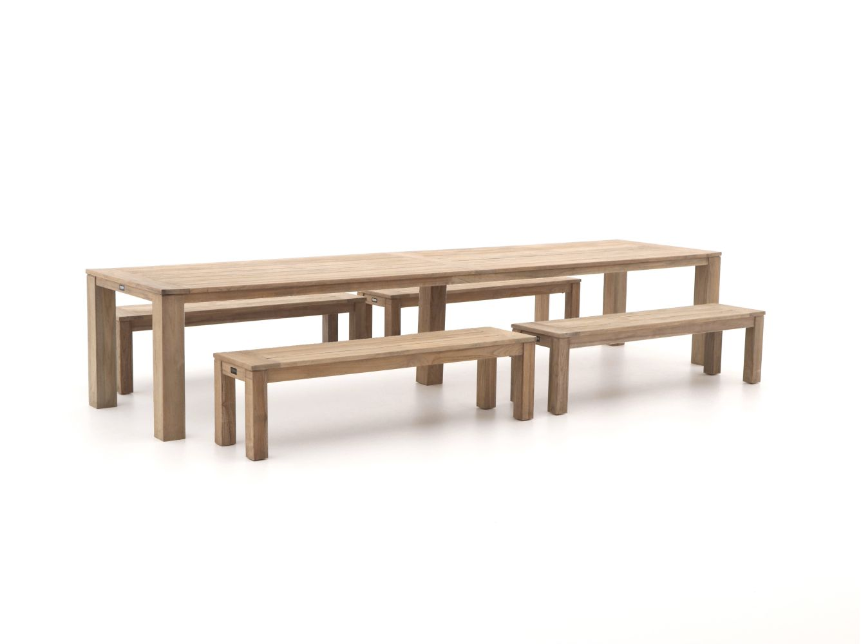 ROUGH-X 400 cm Picknick-Set 5-teilig